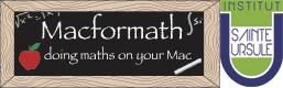 MacforMath Claroline